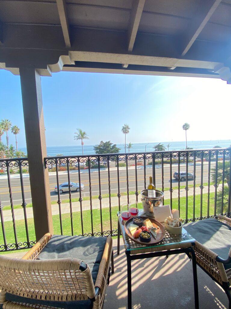 Mar Monte Hotel Balcony View