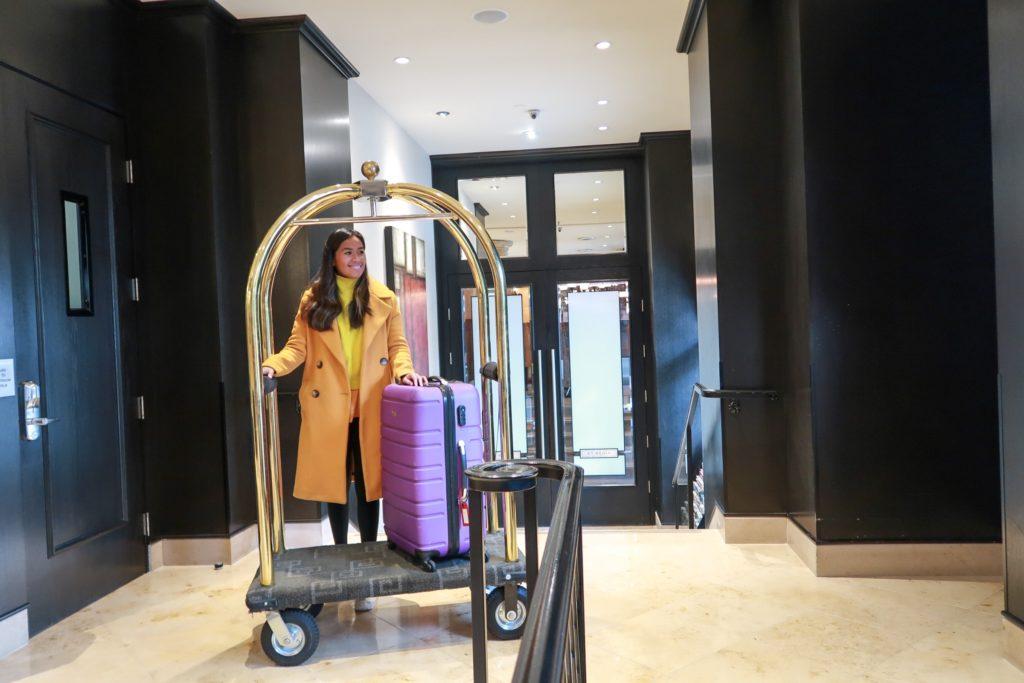 St. Regis Hotel Vancouver Lobby 2