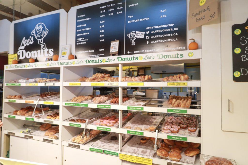 Lee's Donuts - Granville Island