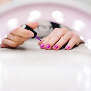 The Benefits of Gel Nail Polish