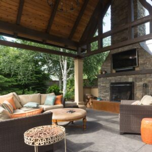 Top Trends for Outdoor Living Spaces