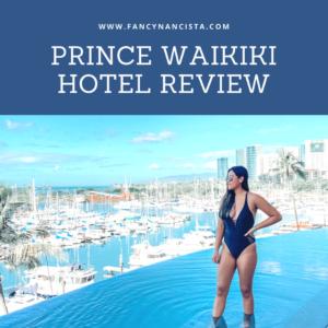 Prince Waikiki Front Cover