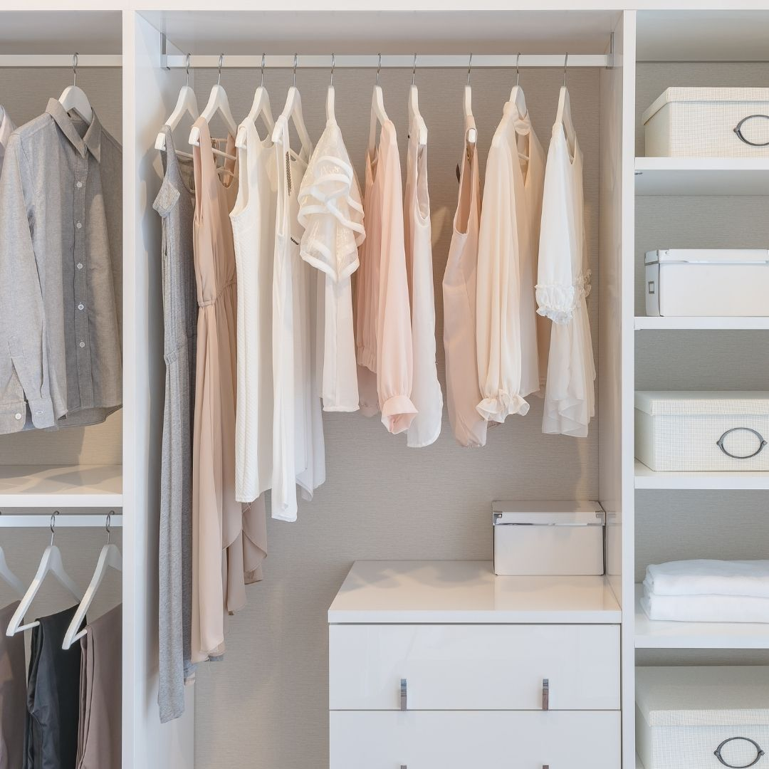 Tips for Restarting Your Entire Wardrobe