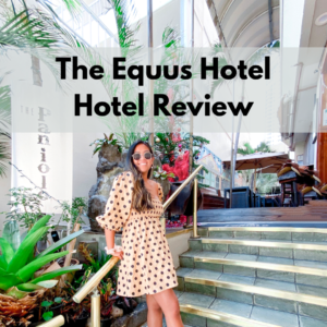 The Equus Hotel Review