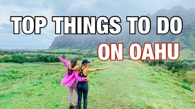 Top Things To Do On Oahu
